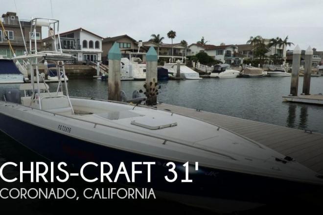 1987 Chris Craft 31 Scorpion - For Sale at Coronado, CA 92118 - ID 147525
