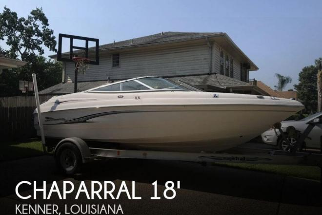 2003 Chaparral 183 SS - For Sale at Kenner, LA 70065 - ID 147352