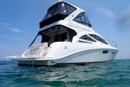 2012 Sea Ray 450 SEDANBRIDGE
