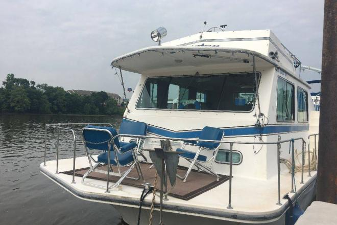 1994 Harbor Master 46 Widebody - For Sale at Pittsburgh, PA 15122 - ID 147963