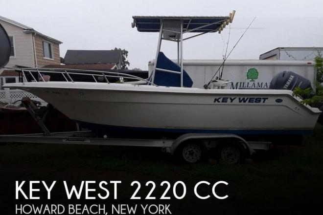 1999 Key West 2220 CC - For Sale at Howard Beach, NY 11414 - ID 71813