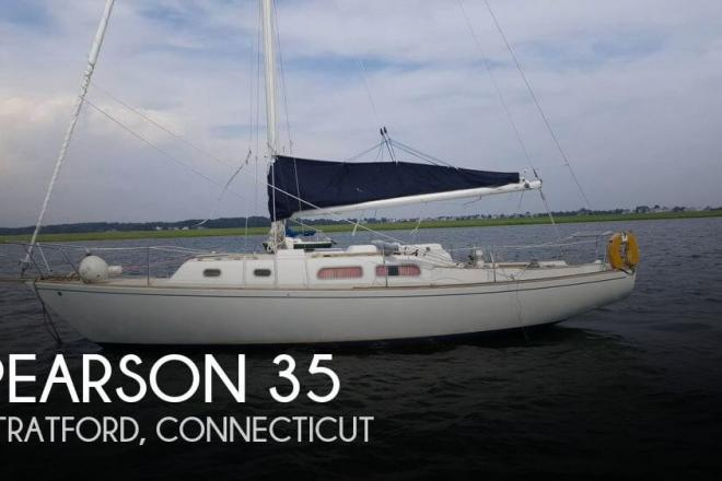 1976 Pearson 35 - For Sale at Stratford, CT 6615 - ID 148008