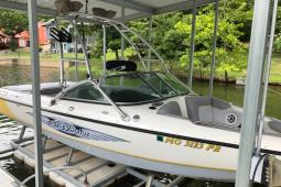 2006 Centurion 21' Air Warrior Elite C4