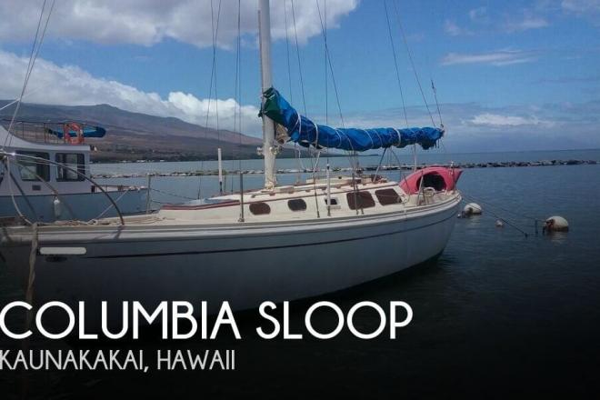 1973 Columbia sloop - For Sale at Kaunakakai, HI 96748 - ID 145929