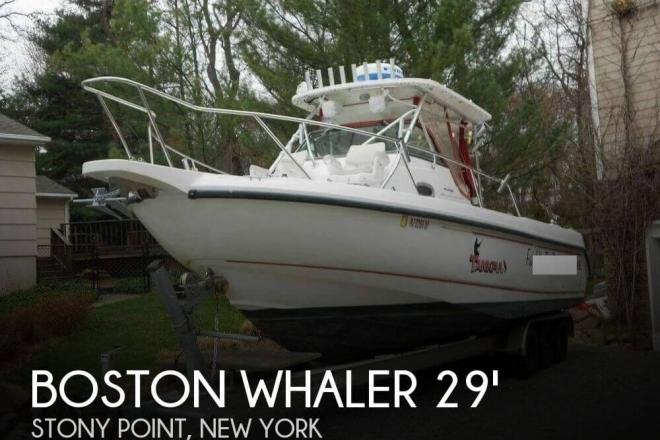 2003 Boston Whaler 290 Outrage - For Sale at Englewood Cliffs, NJ 7632 - ID 146221