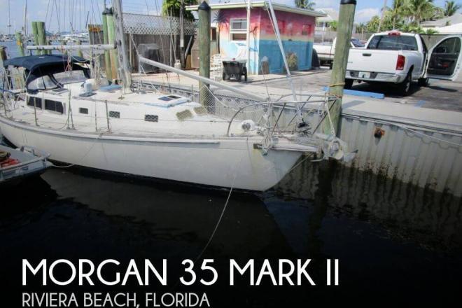 1972 Morgan 35 - For Sale at West Palm Beach, FL 33404 - ID 147806