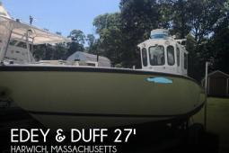 1998 Edey & Duff 27 Conch