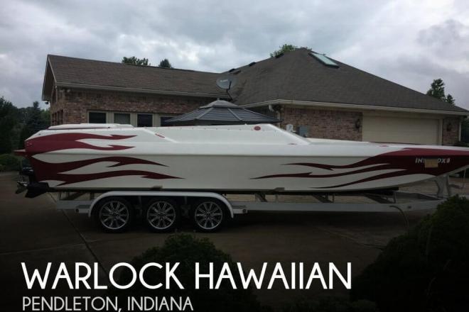 2003 Warlock Hawaiian - For Sale at Pendleton, IN 46064 - ID 147850