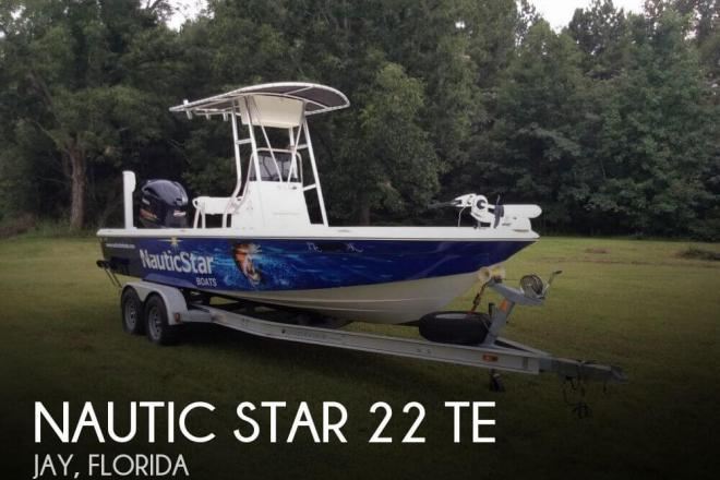 2012 Nautic Star 22 TE - For Sale at Jay, FL 32565 - ID 147320