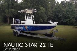 2012 Nautic Star 22 TE