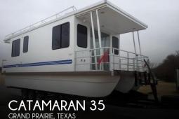 2013 Catamaran Cruisers 35