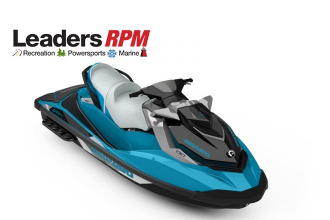 2018 Sea Doo GTI™ SE 130 Beach Blue - For Sale at Kalamazoo, MI 49019 - ID 131825