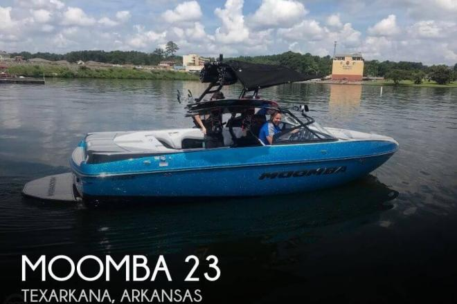 2018 Moomba Craz - For Sale at Texarkana, AR 71854 - ID 148192