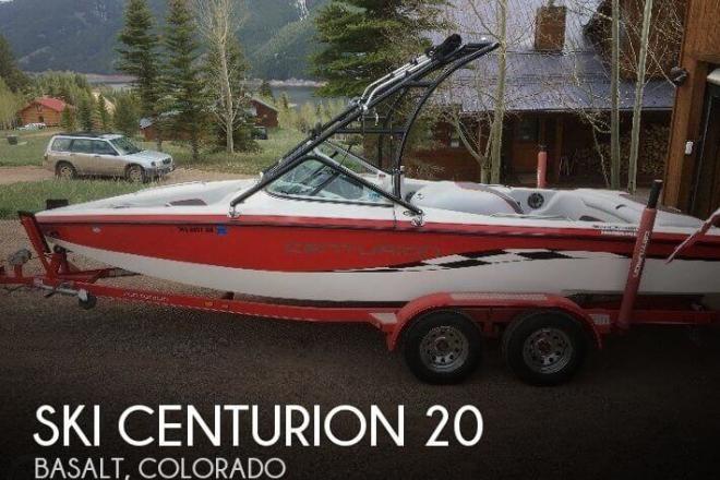 2005 Ski Centurion Elite Bowrider - For Sale at Basalt, CO 81621 - ID 148204