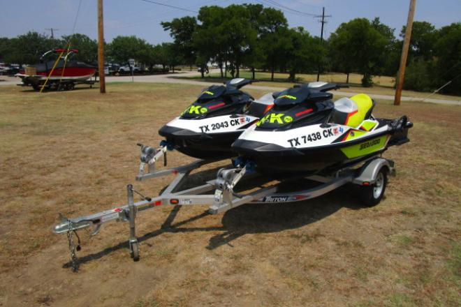 2014 Sea Doo Wake Pro 215 - For Sale at Lewisville, TX 75077 - ID 148257