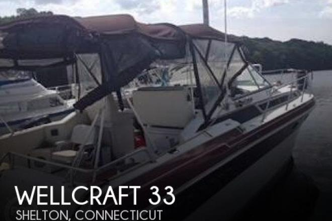 1988 Wellcraft 3200 ST Tropez - For Sale at Shelton, CT 6484 - ID 148355