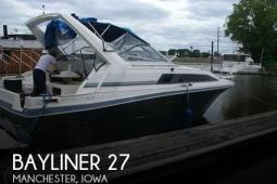 1986 Bayliner Contessa 2850
