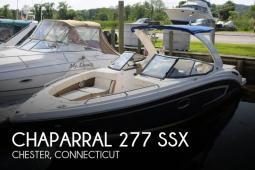 2013 Chaparral 277 SSX