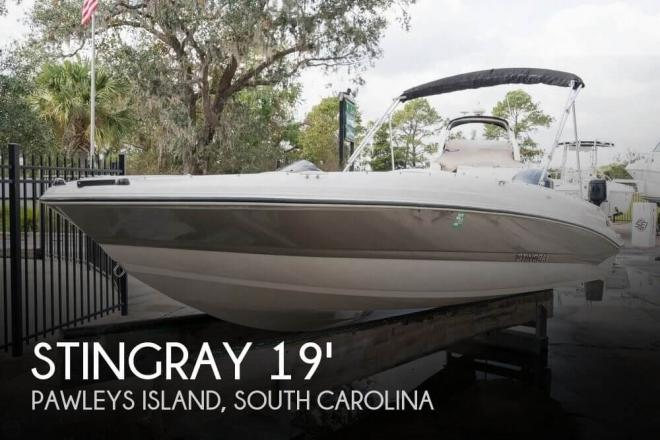 2016 Stingray 182C Bowrider - For Sale at Cape Carteret, NC 28584 - ID 102400