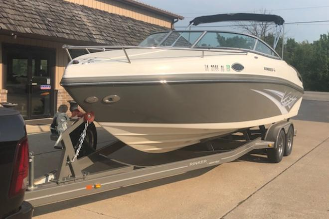 2011 Rinker Captica 246 cc - For Sale at Lemont, IL 60439 - ID 148588
