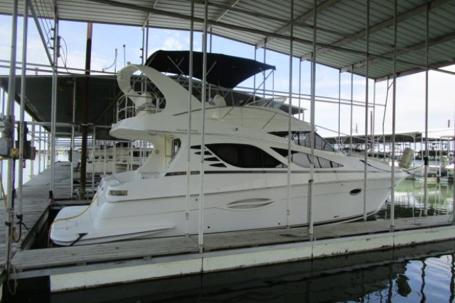 2005 Silverton 38 Sport Bridge - For Sale at Lewisville, TX 75077 - ID 148659