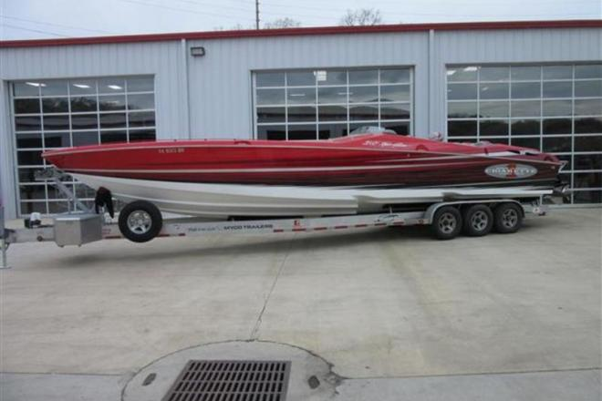 2007 Cigarette 38 Top Gun - For Sale at Osage Beach, MO 65065 - ID 148700
