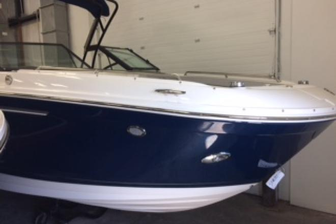 2017 Sea Ray SDX 270 - For Sale at Pewaukee, WI 53072 - ID 132181