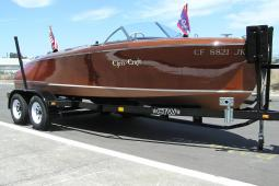 1941 Chris Craft Barrel Back