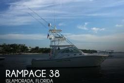 2006 Rampage 38 Express