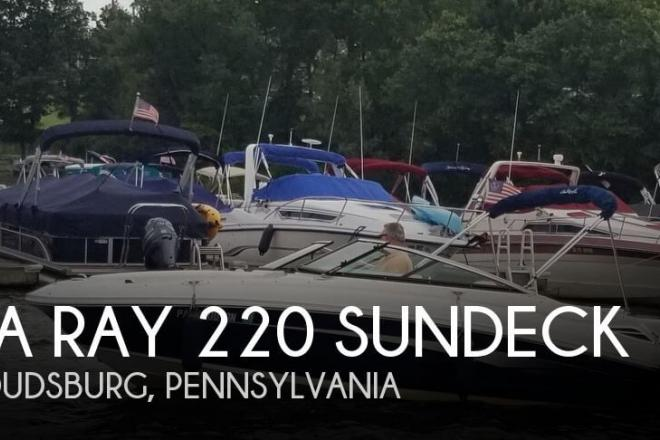 2014 Sea Ray 220 SunDeck - For Sale at Hawley, PA 18428 - ID 148522