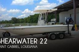 2010 Shearwater 23 LTZ