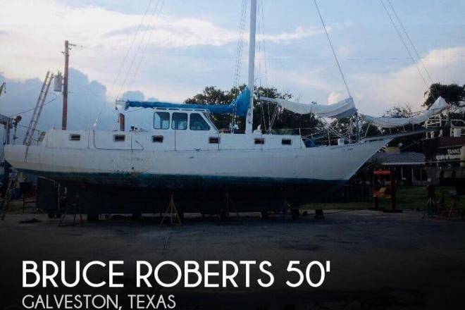 1995 Bruce Roberts Spray 50 C - For Sale at Galveston, TX 77550 - ID 147419