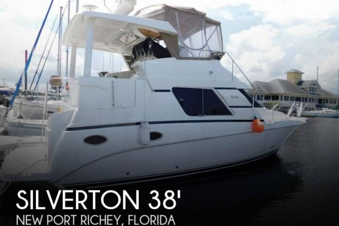 1998 Silverton 352 motor yacht - For Sale at New Port Richey, FL 34652 - ID 147675