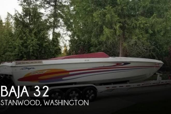 1996 Baja 32 Outlaw - For Sale at Stanwood, WA 98292 - ID 148971