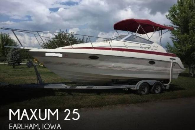 1992 Maxum SCR 2500 - For Sale at Lexington, NC 27292 - ID 148974