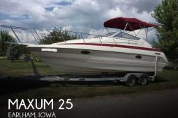 1992 Maxum SCR 2500