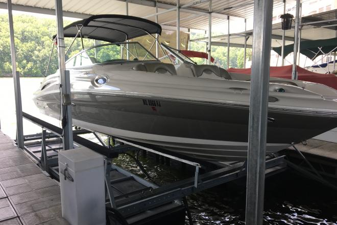 2007 Sea Ray 270 Sundeck - For Sale at Osage Beach, MO 65065 - ID 149143