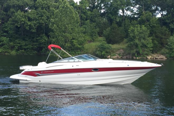 2008 Crownline 320 LS - For Sale at Osage Beach, MO 65065 - ID 149149