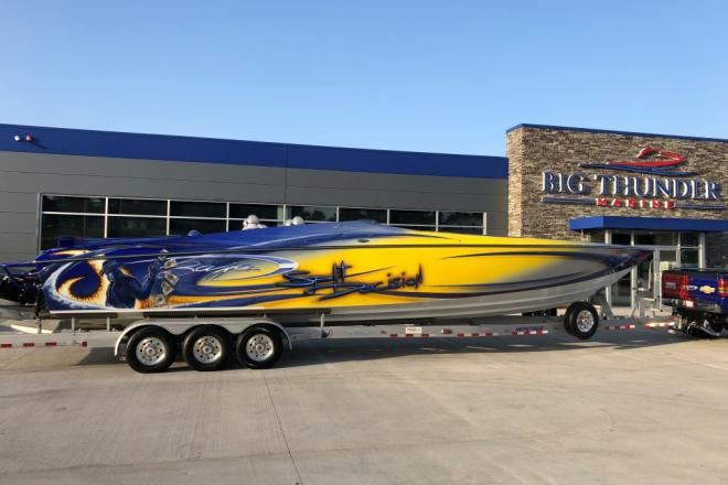 2008 Baja 40 Outlaw - For Sale at Lake Ozark, MO 65049 - ID 149150
