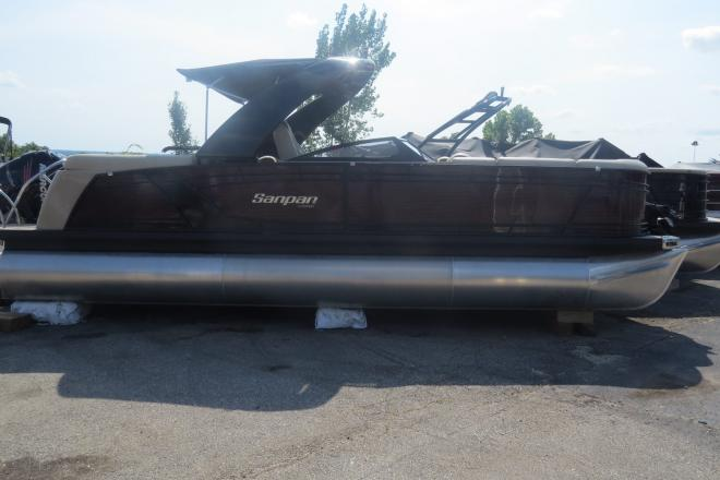 2018 Sanpan 2500 ULW - For Sale at Lake of the Ozarks, MO 65065 - ID 149157