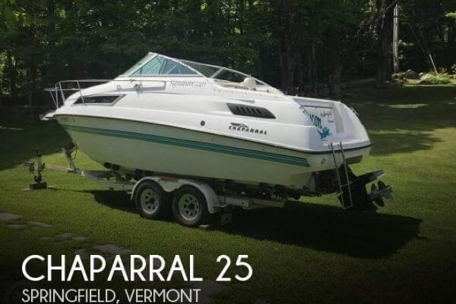1994 Chaparral 240 Signature - For Sale at North Springfield, VT 5150 - ID 149210
