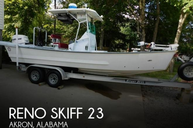 2007 Reno Skiff 23 - For Sale at Akron, AL 35441 - ID 148469
