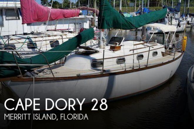 1981 Cape Dory 28 - For Sale at Merritt Island, FL 32953 - ID 149291