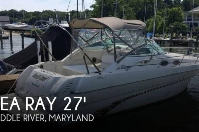1999 Sea Ray 270 Sundancer - For Sale at Middle River, MD 21220 - ID 144768