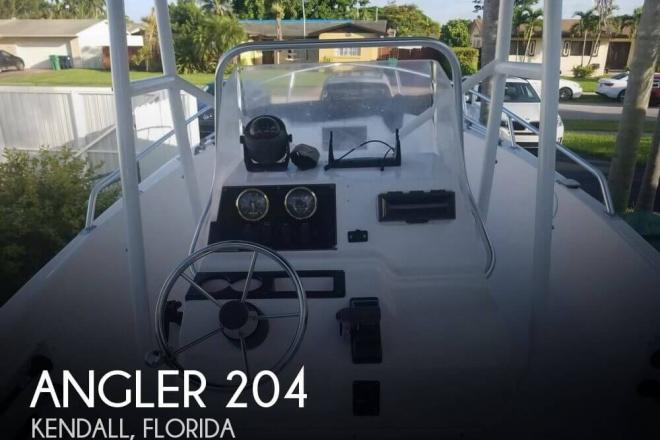 2003 Angler 204 - For Sale at Miami, FL 33183 - ID 148673
