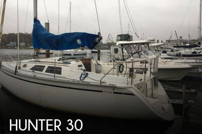 1990 Hunter 30 - For Sale at Norwalk, CT 6853 - ID 149454