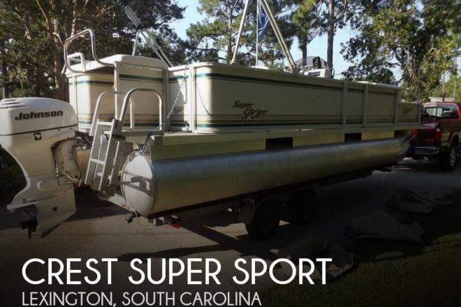 2004 Crest Super Sport - For Sale at Lexington, SC 29073 - ID 149122