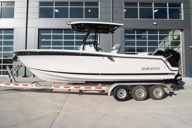 2019 Blackfin 242CC - For Sale at Osage Beach, MO 65065 - ID 149527