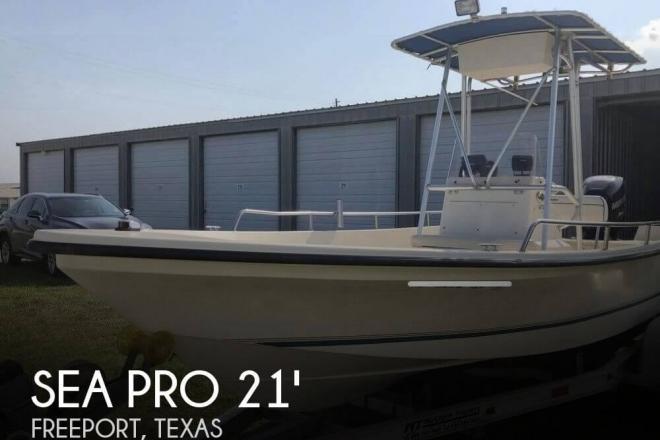 1999 Sea Pro V2100 CC Bay Series - For Sale at Lake Jackson, TX 77566 - ID 148787