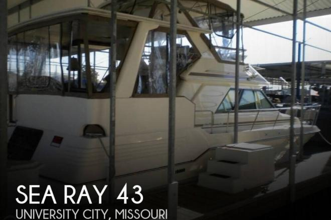 1988 Sea Ray 415 Aft Cabin - For Sale at Saint Charles, MO 63301 - ID 148840